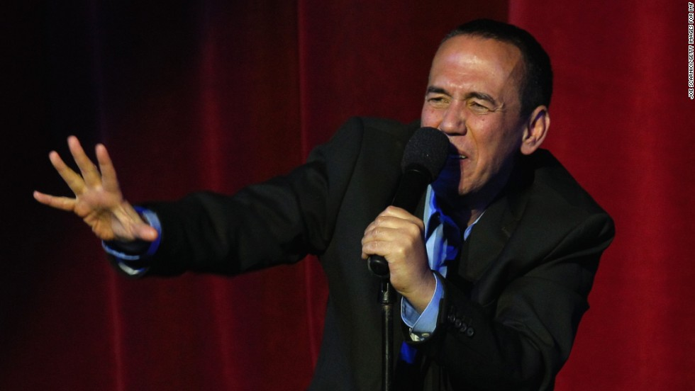 "Comedian Gilbert Gottfried, perhaps best known for voicing the evil parrot Iago in Disney's ""Aladdin,"" was fired from his job as the voice of the Aflac duck for making jokes on Twitter about the 2011 tsunami that devastated Japan."