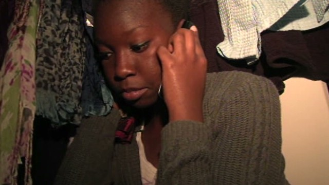 Hear teen's 911 call from closet
