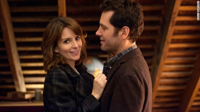 "Tina Fey and Paul Rudd star in a new film, ""Admission""."