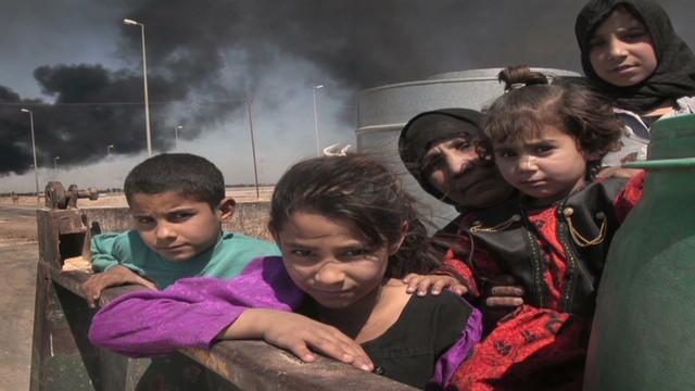 Photographer shares Iraq War memories