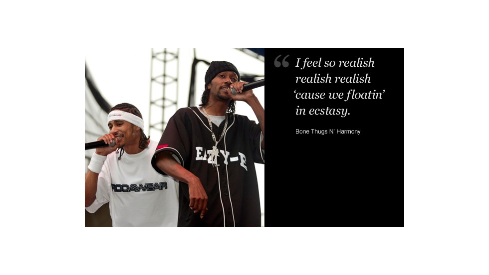 rappers drugs bonethugs new