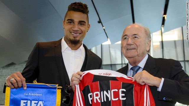 Boateng: Racism in football must end