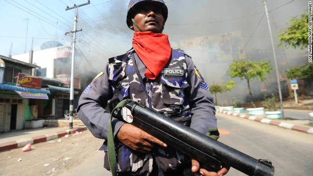 Toll rises from Myanmar unrest