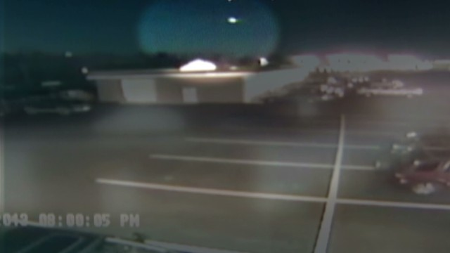 Possible meteor spotted in Delaware