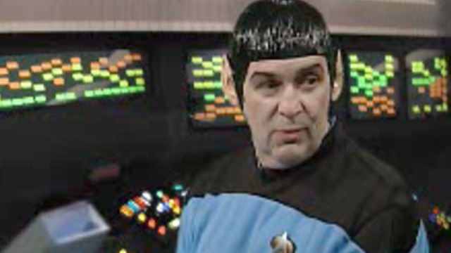 IRS training video spoofs 'Star Trek'
