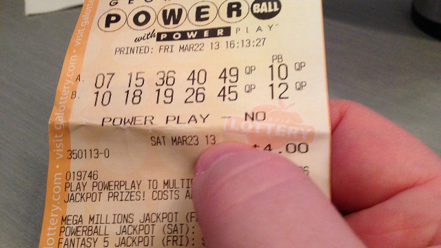 Powerball winner remains a mystery