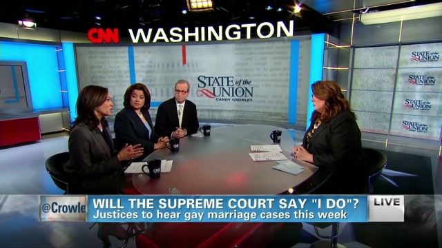 GOP shift on same-sex marriage