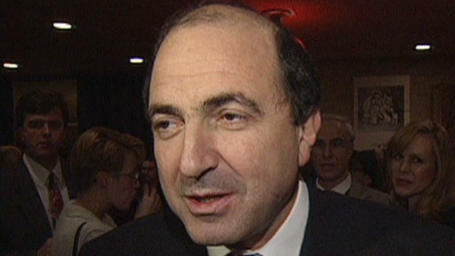 Berezovsky: Loved and hated in Russia