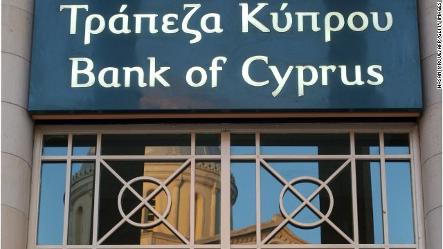 When will banks re-open in Cyprus?