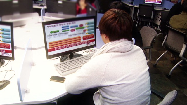 Meet South Korea's 'cyber warriors'