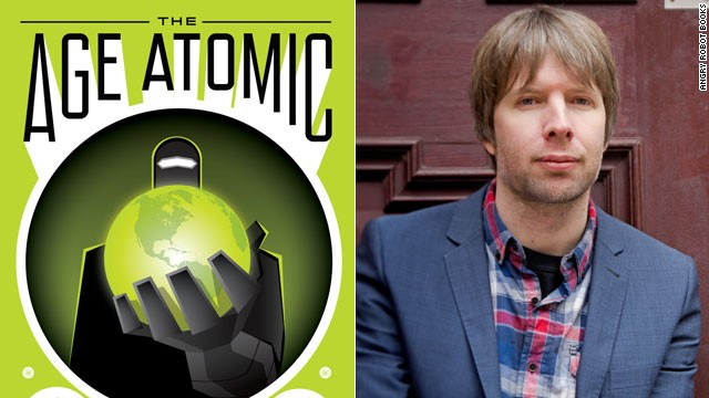 "Adam Christopher's new novel, ""The Age Atomic,"" incorporates elements across the sci-fi and fantasy spectrum."