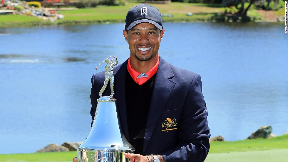 Tiger Woods secured five victories on the PGA Tour last year to win back the top ranking in the world heading into 2014.