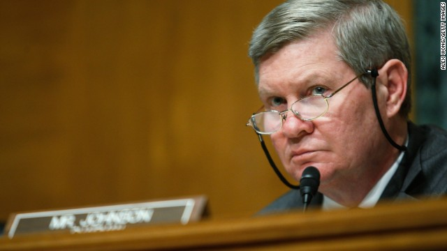 South Dakota Democrat Tim Johnson announced this week that he will not seek re-election.