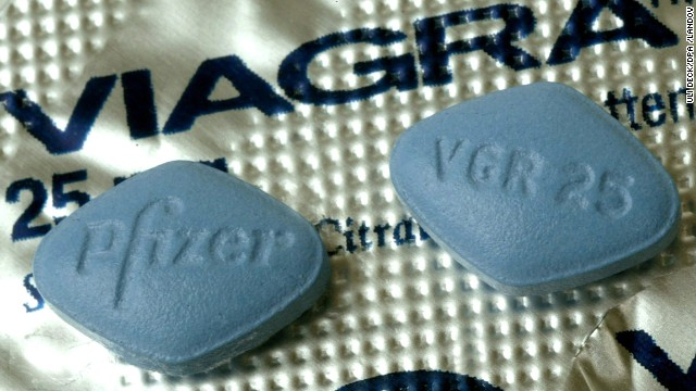 Stiff competition for Viagra