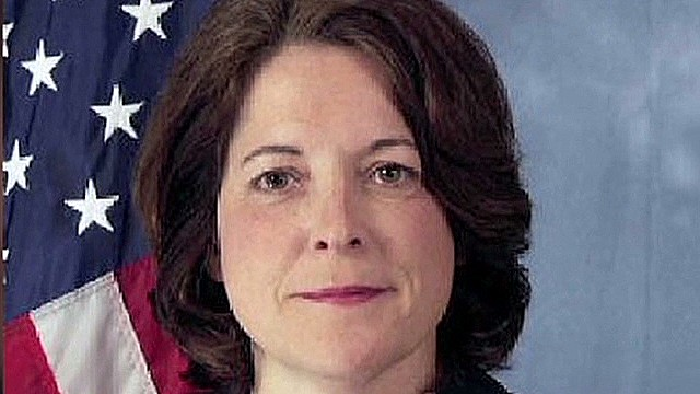 A website posted a Social Security number and financial data allegedly concerning Julia Pierson, the new Secret Service chief.
