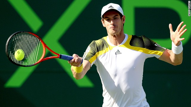 Andy Murray is looking to win the Miami title for the second time, with his previous success coming in 2009.