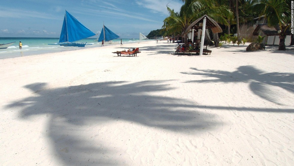 """Krywicki says as many as a third of his clients propose while away from home, often in foreign countries. Sunny, exotic islands help set a romantic mood. """"Boracay is one of those hidden destinations that can make you feel like you really are on a magical deserted island,"""" he says."""