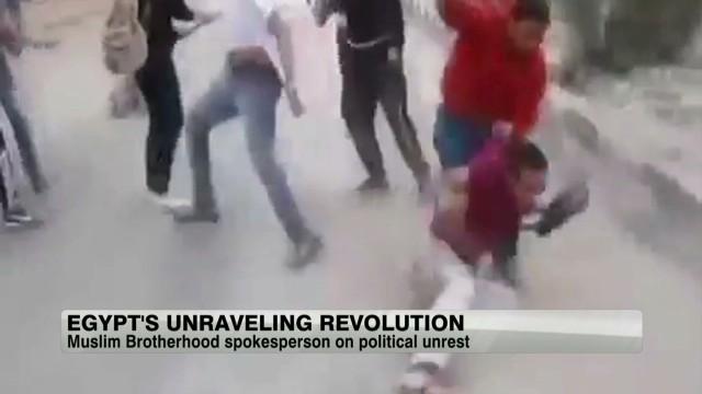 Egypt's unraveling revolution
