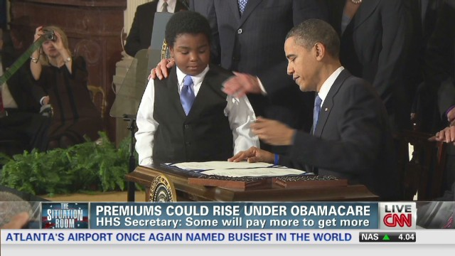 Premiums could rise under Obamacare