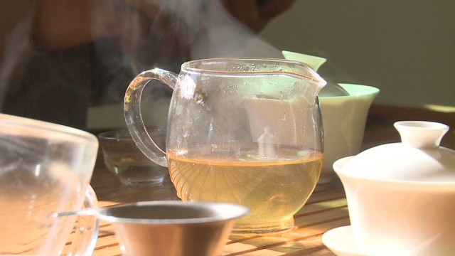 Tea, tradition and trade in China