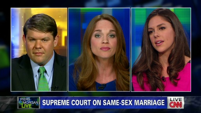 Ferguson, Clifton, Huntsman on marriage