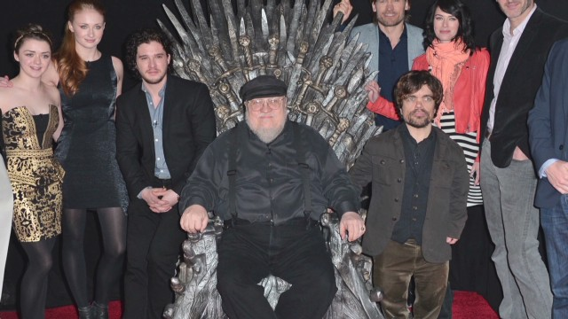 2013: How 'Game of Thrones' got on HBO