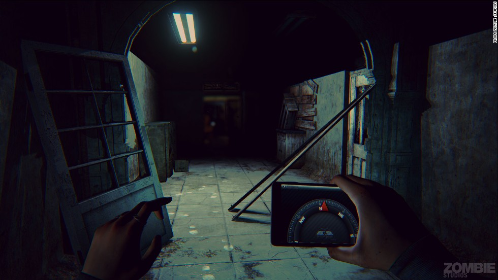 "The first horror game for the PlayStation 4, ""Daylight"" traps players inside a haunted insane asylum, armed only with a smartphone."
