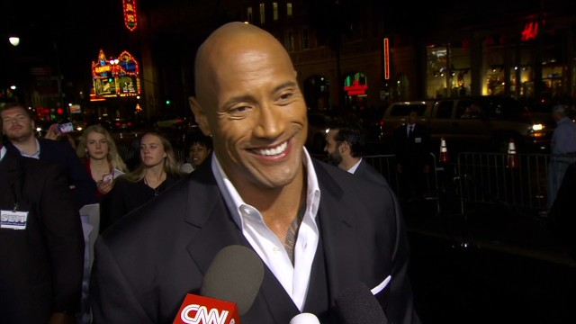 'The Rock's' love for 'G.I. Joe'