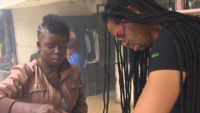 Lusaka's dreadlocked entrepreneurs