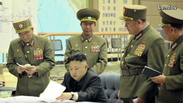 North Korean war map targets Texas