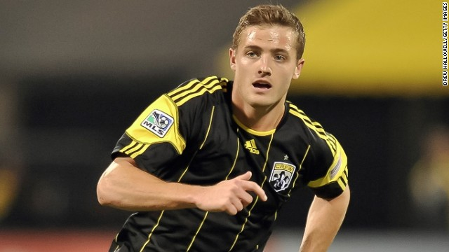 Former United States international Robbie Rogers