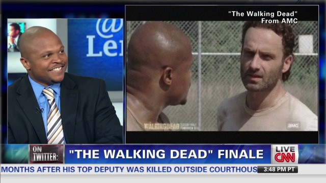 Blindsided by 'The Walking Dead'