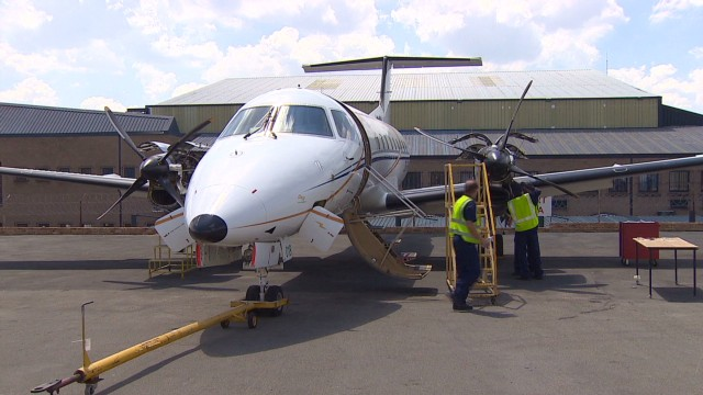 South African aviation business takes off