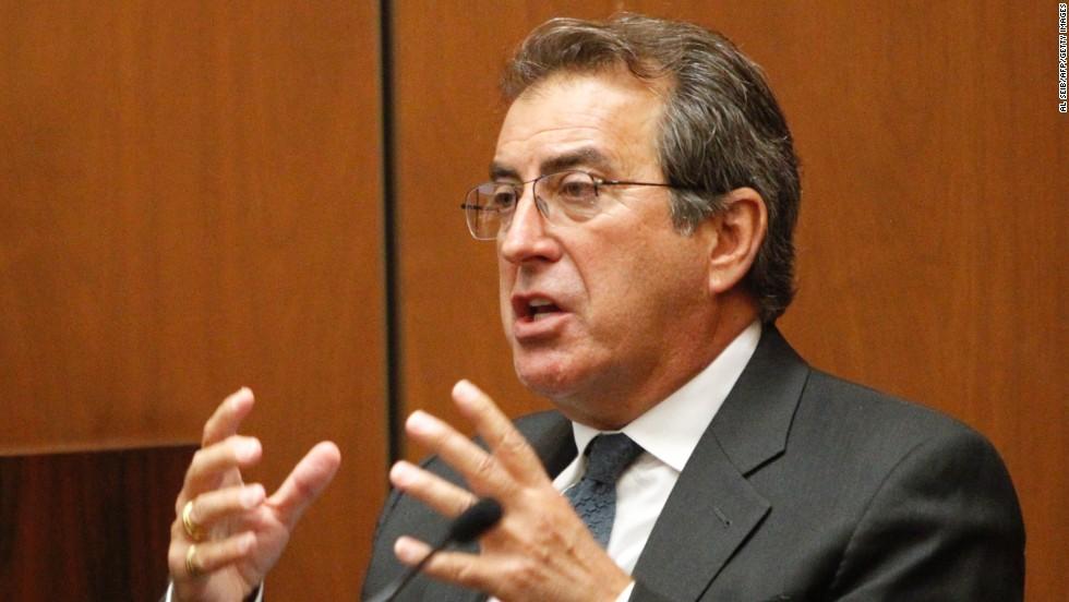 "<strong>Kenny Ortega:</strong> He was chosen by Michael Jackson and AEG Live to direct and choreograph the ""This Is It"" shows.  Ortega, who choreographed for Jackson's ""Dangerous"" and ""HIStory"" tours, testified at Dr. Conrad Murray's criminal trial that ""Jackson was frail"" at a rehearsal days before his death."
