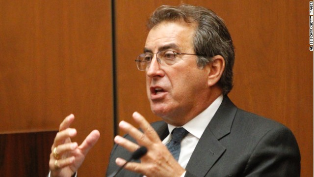 In 2011, Kenny Ortega testified at Dr. Conrad Murray's criminal trial.
