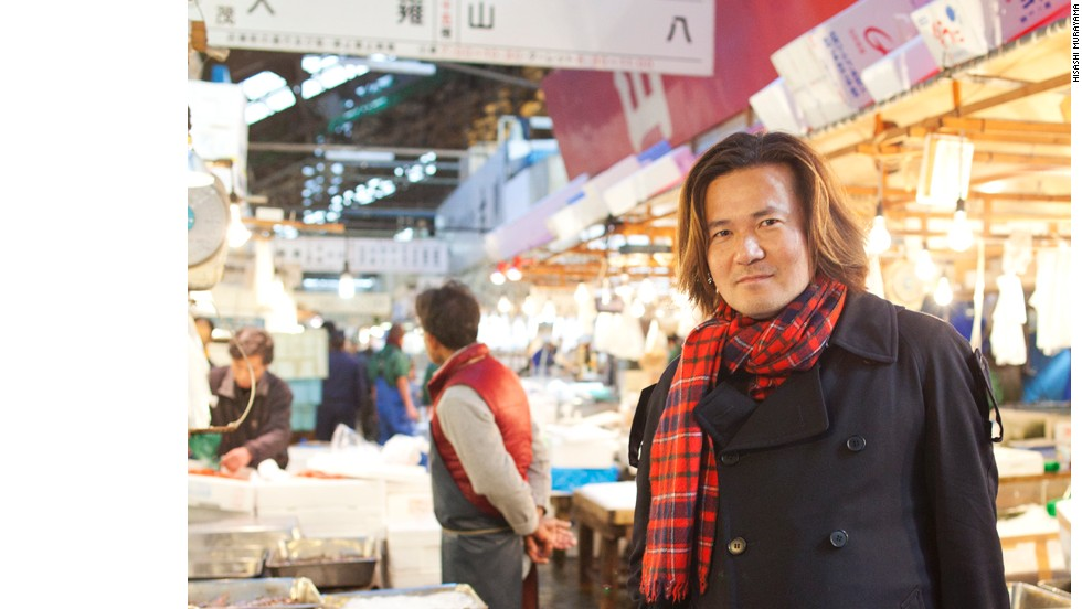 Foodies will love former journalist Shinji Nohara, who knows many of the hidden food haunts around the city.