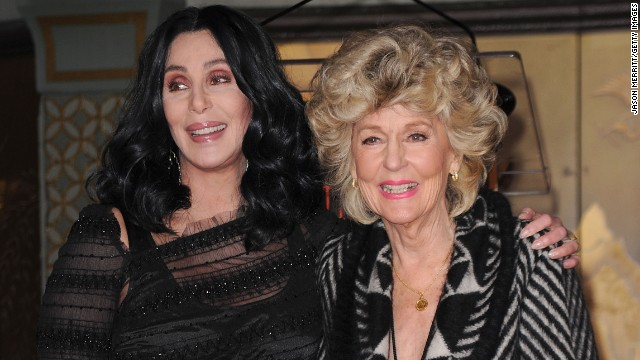 "Lifetime's ""Dear Mom, Love Cher"" focuses on Cher's family history and features interviews with her mom, Georgia Holt."