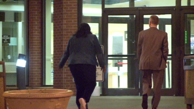 First indicted educator turns self in