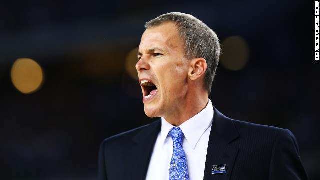 Andy Enfield was 41-28 in his two seasons at Florida Gulf Coast.