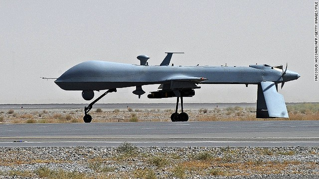 Drone rules apply to Pakistan strike?