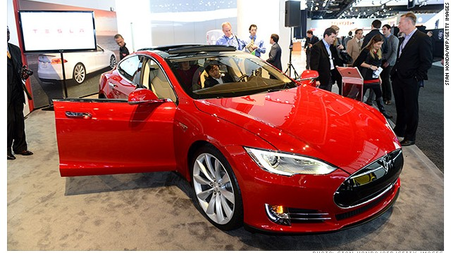 Tesla Motors shocks industry