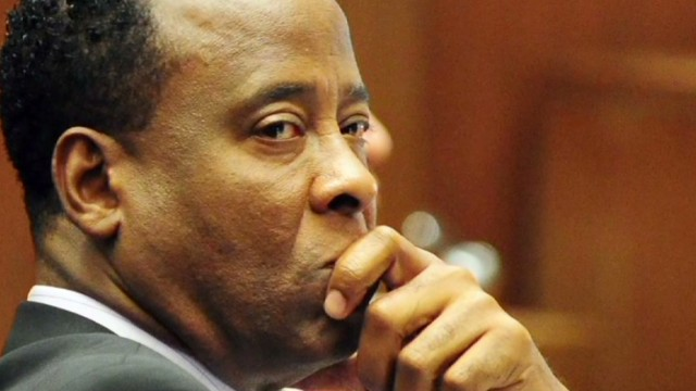 Conrad Murray from jail: I'm innocent