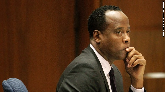 Conrad Murray: A look back