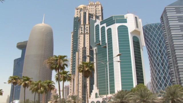 Qatar's spending spree