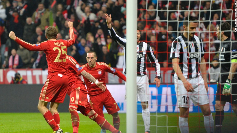Tuesday's other match was a clash between two of Europe's most famous teams -- FC Bayern München vs JuventusThe German league leaders, outstanding throughout, are firmly in the driving seat ahead of the second leg thanks to a 2-0 win.What did you make of their performance? Did you expect more from Juventus?
