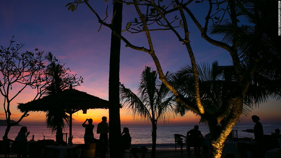 Along the Andaman Sea, Ngapali Beach is Myanmar's top beach resort area. Much of the surrounding countryside remains undeveloped. Best of all, the sunsets are killer.