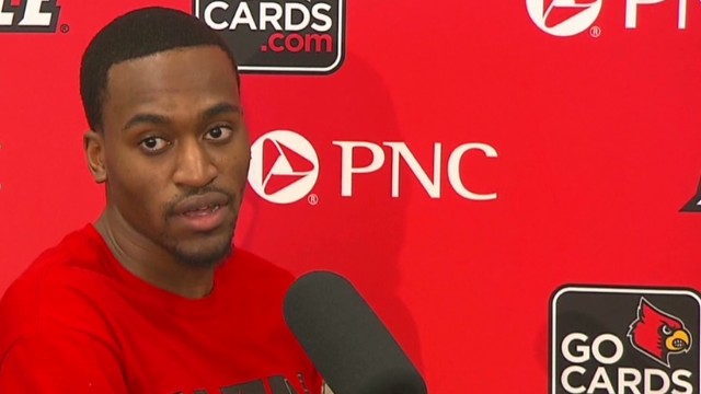 Kevin Ware: We've still got a job to do