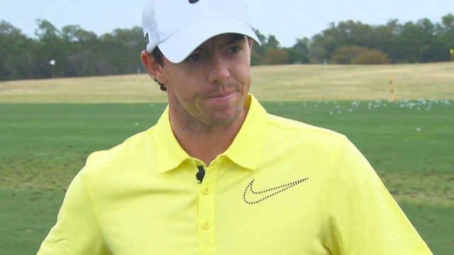 Exclusive: McIlroy on media scrutiny