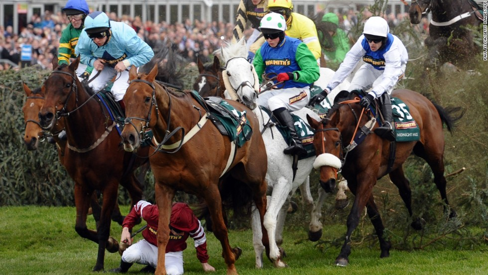 This Saturday, more than 600 million people in 140 countries around the world will tune in to watch Britain's Grand National. But is the historic race a cruel death trap or the ultimate sporting challenge?