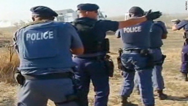 What's changed since Marikana?